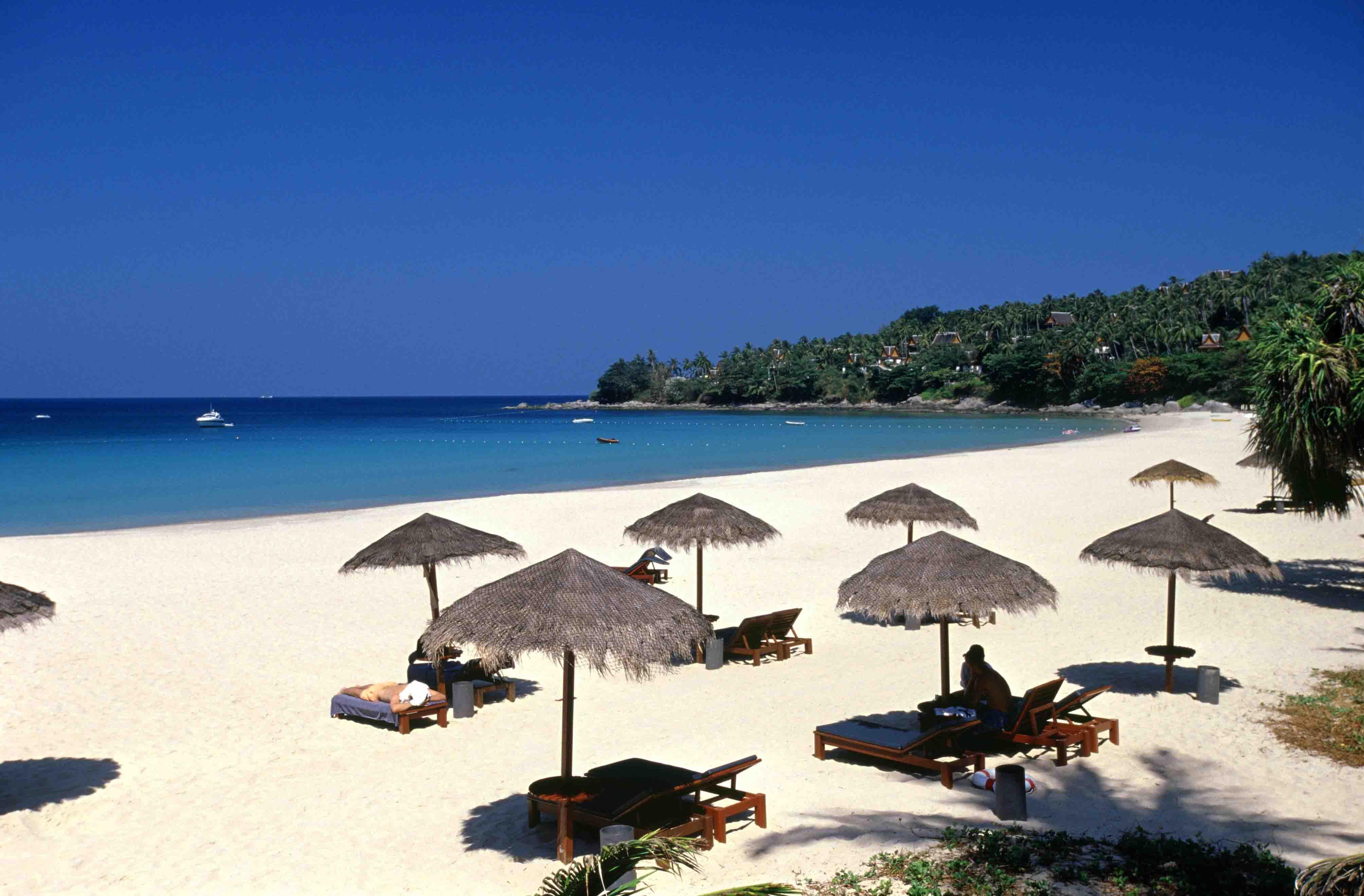 アジアの激アツなリゾートプーケット島のビーチ